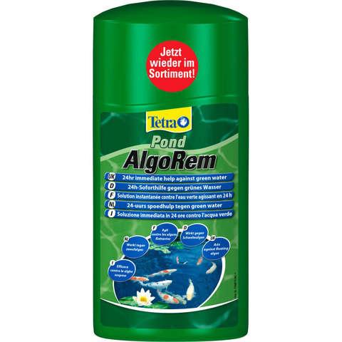 Tetra Pond AlgoRem 1л на 20000л (для борьбы с цветением воды)