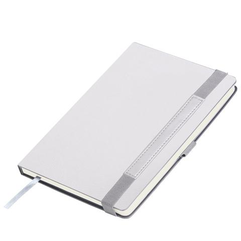 Ежедневник недатированный - Portobello Alpha, серебро А5