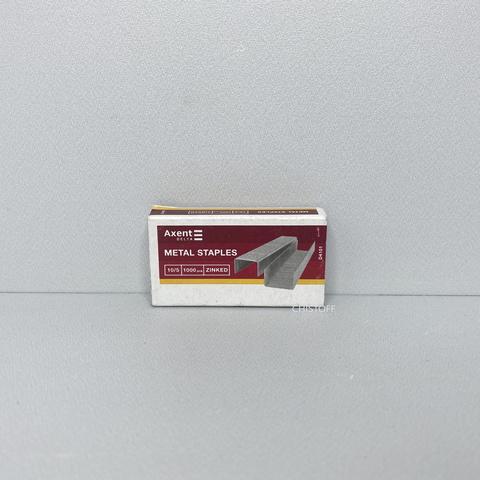 Скобы для степлера Axent №10/5 (1000 шт.)