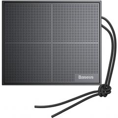 Портативная колонка Baseus Encok Music-cube Wireless Speaker E05 Black