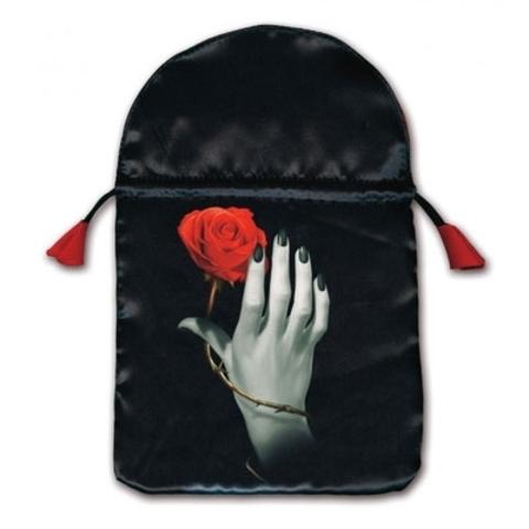 Мешочек Роза в руке
