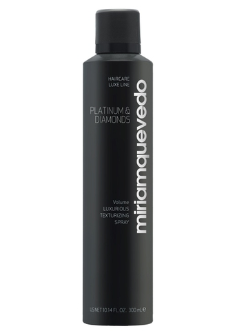 Бриллиантовый текстурирующий спрей-люкс / Miriamquevedo Platinum & Diamonds Luxurious Texturizing Spray