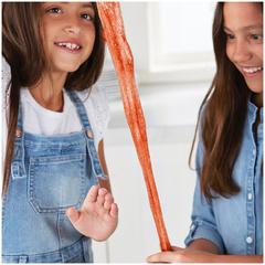 Клей для слайма Elmer's Glitter Glue блестящий оранжевый 177 мл