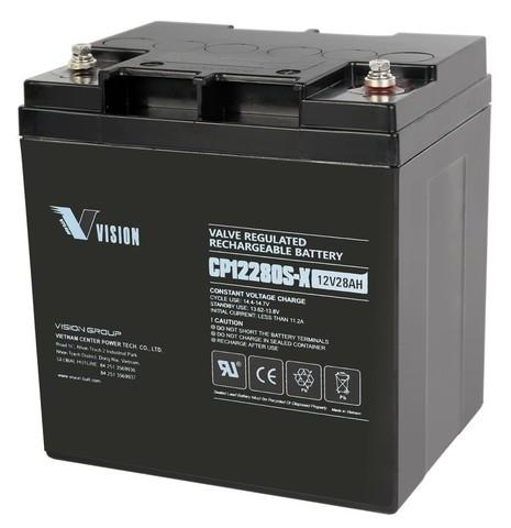Аккумулятор VISION CP12280SX