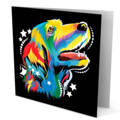 Алмазная мозаика открытка