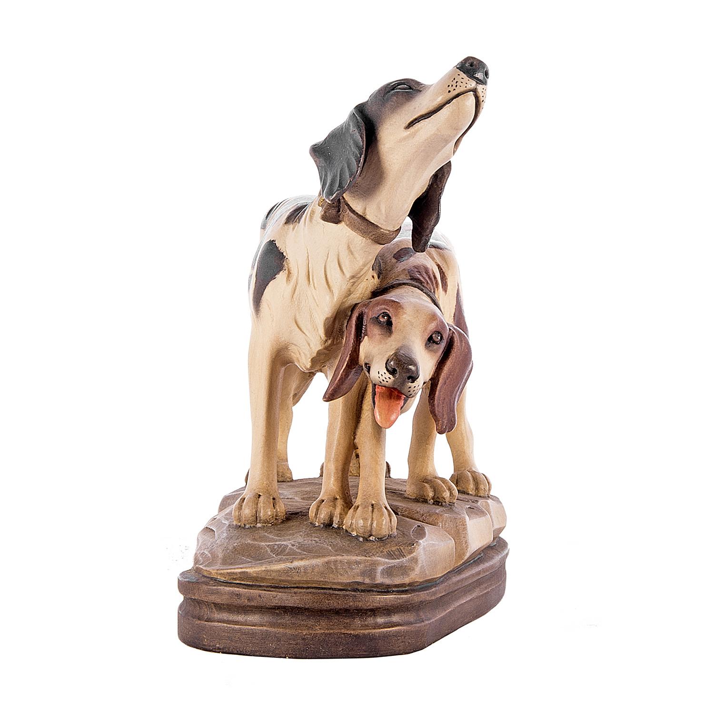 Пара охоничьих собак