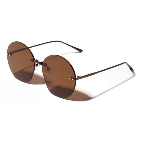 Солнцезащитные очки 1176002s Коричневый - фото