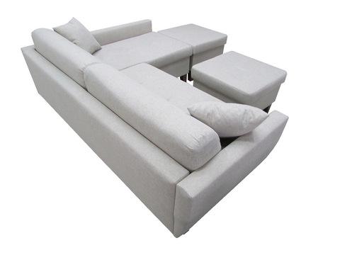 Угловой диван Парус 3