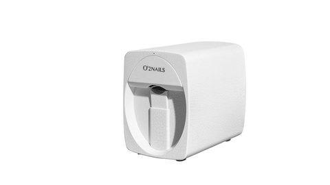 Принтер для ногтей O2Nails M1 Pro White (белый)