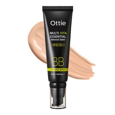 Ottie Multi Vita Essential BB (SPF20 PA++) мультивитаминный ВВ-крем