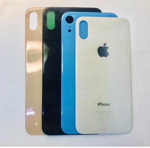 Заднее стекло корпуса/крышка для IPhone X/XS/XR/10/XS MAX