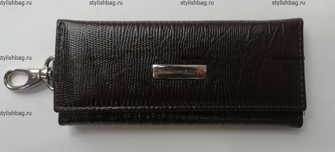 Ключница из кожи Karya 8903