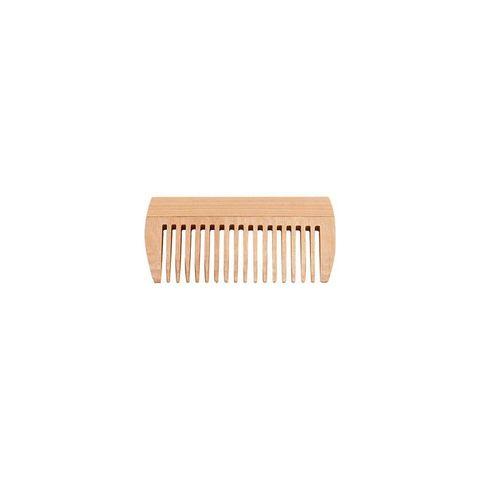 Расчёска-гребень деревянная компактная