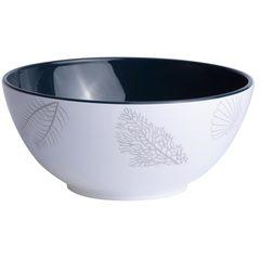 Individual Melamine Bowl, Living, 6 Pcs