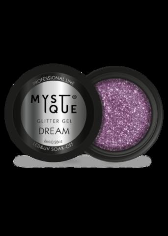 Mystique Глиттер гель «Dream» 8 г