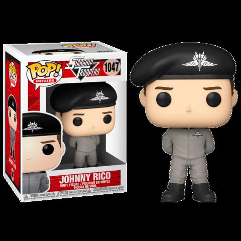 Фигурка Funko POP! Starship Troopers: Johnny Rico || Джонни Рико