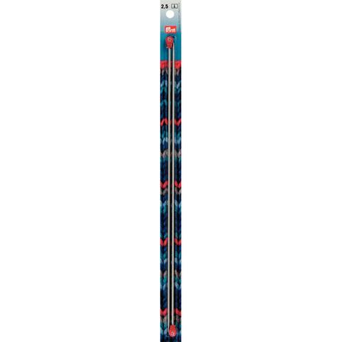 Спицы прямые 2,5мм/35см PRYM 191462
