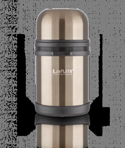 Термос универсальный (для еды и напитков) LaPlaya Traditional (0,8 литра), оливковый