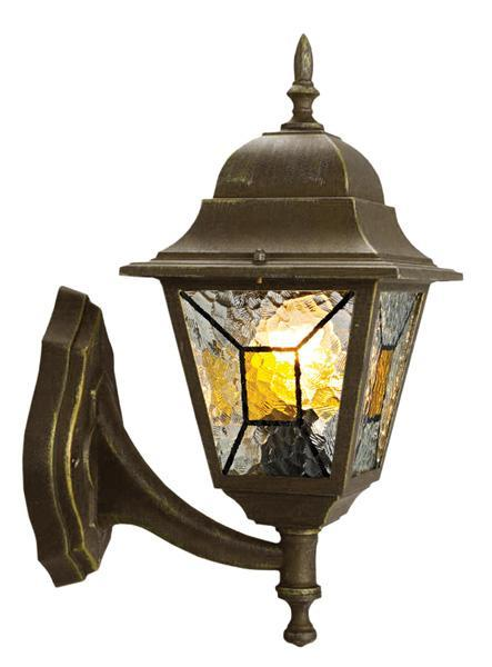 Светильник садово-парковый Duewi Crespo 24079 2 бра вверх