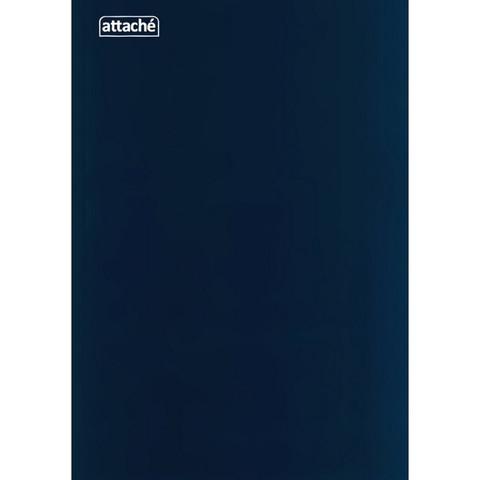 Книга учета бухгалтерская Attache офсет А4 96 листов в линейку на сшивке (обложка - бумвинил)