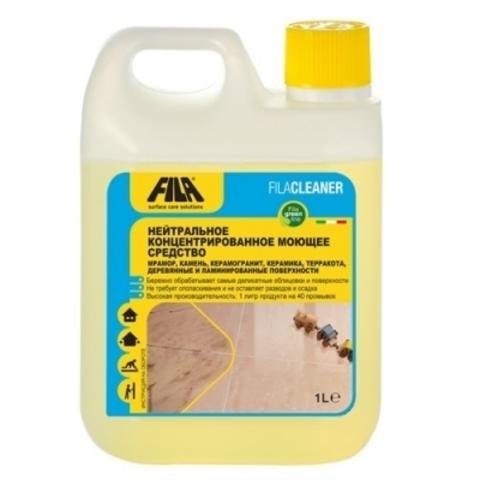 Fila Cleaner/Фила Клинер концентрированное нейтральное средство для очистки всех видов покрытий