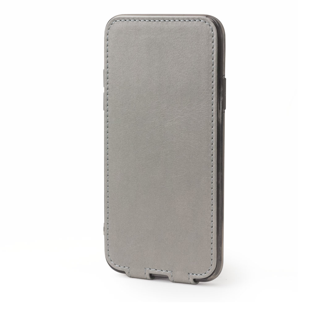 Case for iPhone X / XS - grey dolphin