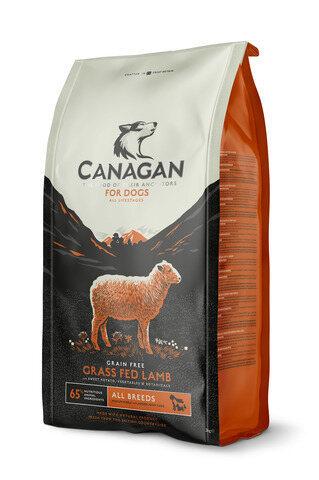 Купить CANAGAN Grain Free Grass Fed Lamb All Breeds