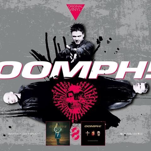 Виниловая пластинка.  Oomph! - Original Vinyl Classics: Wahrheit Oder Pflicht + Glaubeliebetod
