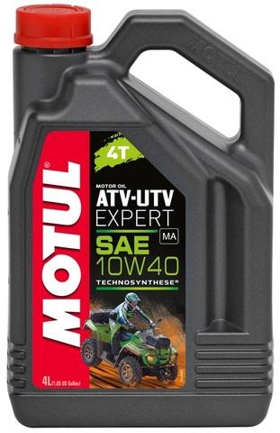 MOTUL ATV-UTV EXPERT 4T 10W-40