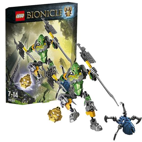 LEGO Bionicle: Лева – Повелитель Джунглей 70784 — Lewa Master of Jungle — Лего Бионикл