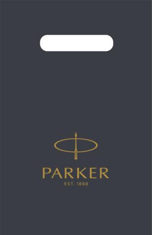 *Фирменный пакет Parker