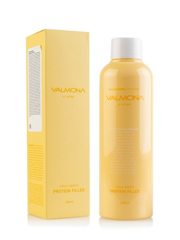VALMONA Маска для волос питательная Yolk-Mayo Protein Filled 200 мл.