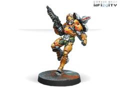 Tiger Soldier (вооружен Boarding Shotgun)