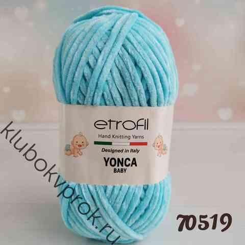 ETROFIL YONCA BABY 70519, Бирюзовый