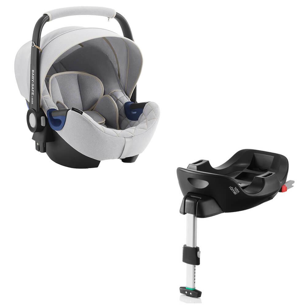 Britax Roemer Baby-Safe² i-Size + Base Flex Isofix Автокресло Britax Roemer Baby-Safe2 i-Size Nordic Grey + Base Flex Isofix Britax-Römer-Baby-Safe-i-Size-Nordic-Grey_Base-Flex-Isofix.jpg