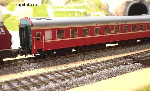 Eurotrain 0212 Набор пассажирских вагонов ЦМВ