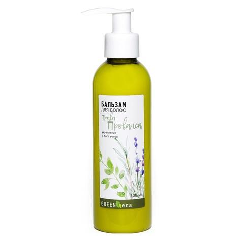 Бальзам для волос Травы Прованса для ослабленных волос | Green Era