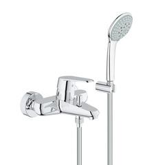 Смеситель для ванны с душевым набором Grohe Eurodisc Cosmopolitan 33395002 фото