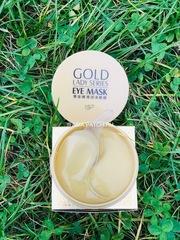 Увлажняющие гидрогелевые патчи Images Gold Lady Series Eye Mask с частицами золота для области вокруг глаз, омолаживание и лифтинг