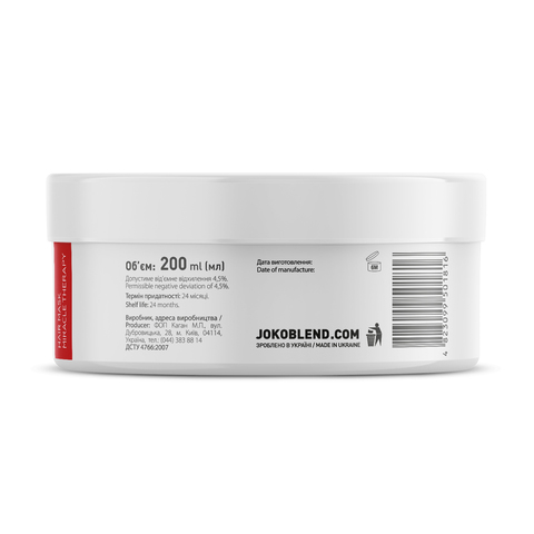Маска відновлююча для пошкодженого волосся Miracle Therapy Joko Blend 200 мл (4)