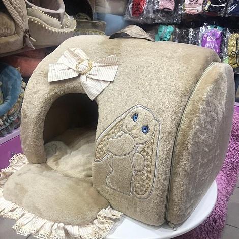 домики для йоркширского терьера