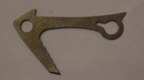 Якорь малый / 30ХГСА  /никель/ 2мм / t-50 / 10kN / L-110mm / W-34g