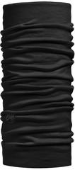 Элитная мультибандана с шерстью BUFF® Lightweight Merino Wool black