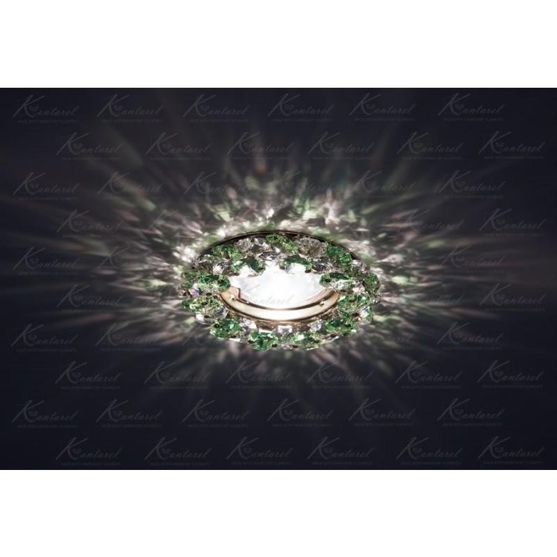 Встраиваемый светильник Kantarel Vasilek Square CD 028.3.1/2