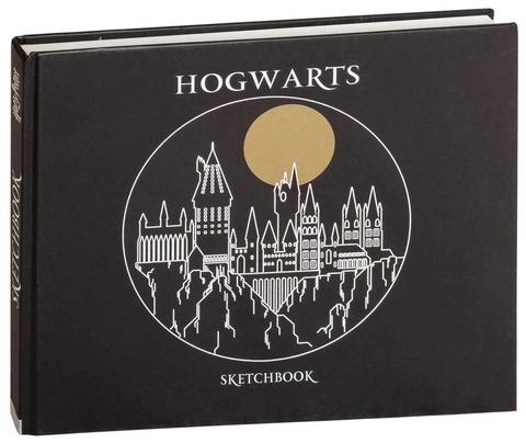 Скетчбук Hogwarts
