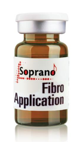 *Мезотерапевтический коктейль (SOPRANO/Fibro Application/6мл/PK01046)