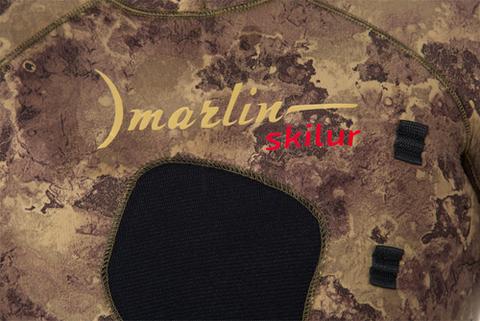 Гидрокостюм Marlin Skilur 2.0 Oliva 10 мм куртка – 88003332291 изображение 17