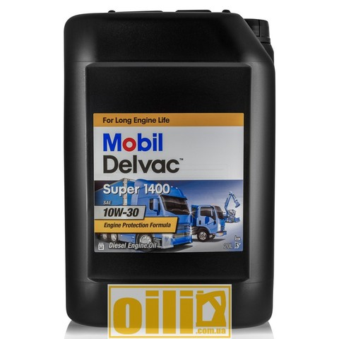 Mobil DELVAC SUPER 1400 10W-30 20L