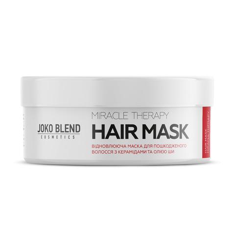 Маска відновлююча для пошкодженого волосся Miracle Therapy Joko Blend 200 мл (1)