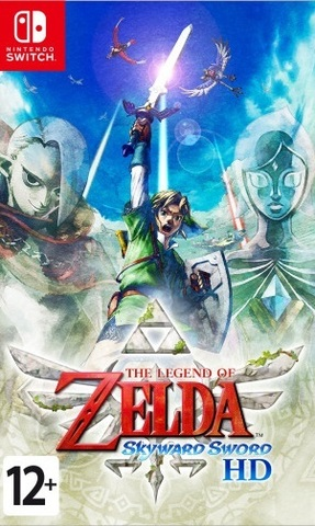The Legend of Zelda: Skyward Sword HD (Nintendo Switch, русская версия)